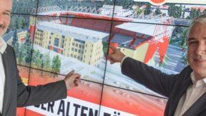 Der 1. FC Union fordert eine Aufstockung der Bundesliga