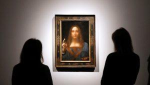 Augenfehler berühmter Künstler: Forscher: Da Vinci hat geschielt