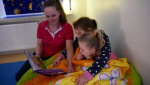Für die Chancengleichheit: Kinder profitieren von täglichem Vorlesen