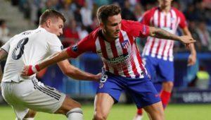 Atlético Madrid holt Uefa-Supercup
