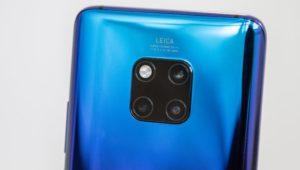 Da erblasst sogar das iPhone: Huawei Mate 20 Pro ist neuer Android-König