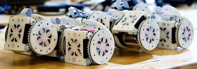 """Wie bei """"Transformers"""": Neuer Roboter kann seine Form verändern"""