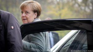 Merkel tritt Diesel-Fahrverboten entgegen