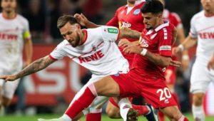 Der deutsche Profi-Fußball kann doch Spannung