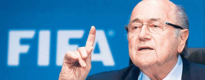 "Sepp Blatter: ""Merkel sprang auf"""