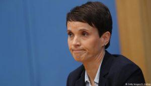 Frauke Petry wegen Meineids angeklagt