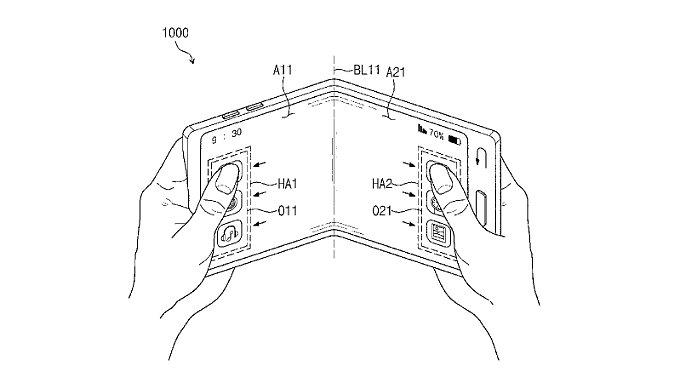 Hauptsache Erster: Samsung faltet sich die Zukunft zurecht