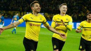 Borussia Dortmund gewinnt 4:0 gegen Atletico Madrid