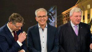 CDU und SPD in Hessen abgestraft