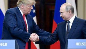 Trump will INF-Abrüstungsabkommen mit Russland kündigen