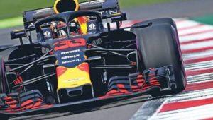 Max Verstappen plant den Angriff auf Hamilton und Vettel