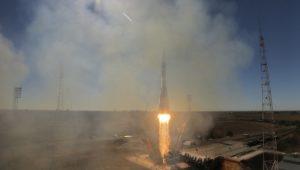 Sojus-Flüge zur Raumstation ISS: Russland erklärt Ursache für Raketen-Panne