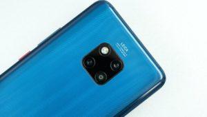 Besser in jeder Hinsicht?: Huawei Mate 20 Pro soll ein iPhone-Killer sein