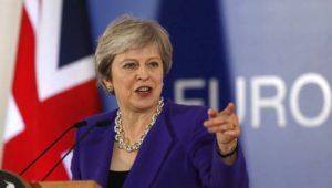 Briten wollen bei ungeregeltem Brexit Schiffe chartern