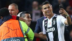 Cristiano Ronaldo siegt mit Juventus in Manchester