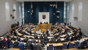Oppositionsführer Baldauf fordert Abbau von Schulden