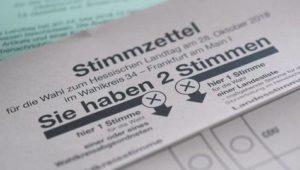 Landtagswahl in Hessen: Härtetest für die Merkel-Regierung