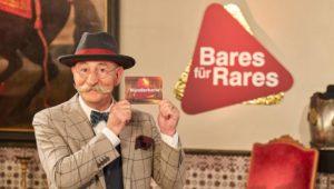 """""""Bares für Rares"""": Dieses Schild bringt Horst Lichter zum Staunen"""