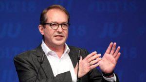Dobrindt warnt SPD vor Bruch der Koalition nach Hessen-Wahl