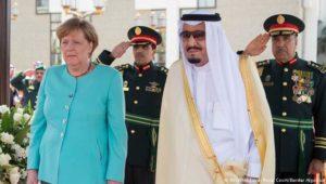 Deutsche Wirtschaftsbeziehungen zu Saudi-Arabien