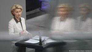 Verteidigungsministerin verbittet sich Parlamentskontakte