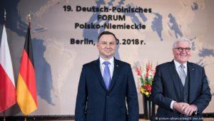 Duda-Besuch in Berlin: Scharfe Kritik von rechts