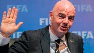 Warum Fifa-Chef Gianni Infantino die Milliarden braucht