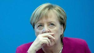 Merkel gibt CDU-Vorsitz ab und tritt 2021 nicht mehr an