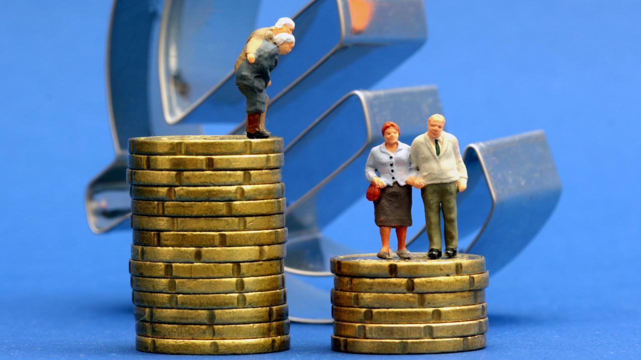 Ostdeutsche gehenfrüher in Rente
