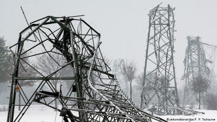 Blackout-Experte: Stromausfall stoppt nicht an deutschen Grenzen