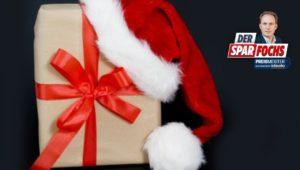Die 25 beliebtesten Geschenke zu Weihnachten sind …