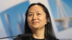 China fordert Freilassung von Top-Managerin