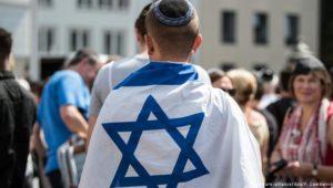 Juden in Europa haben wieder Angst