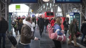 Weiter Ausfälle und Verspätungen im Fernverkehr