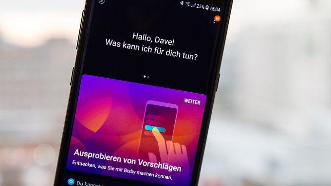 Bixby hat's endlich drauf: Samsungs Assi kann jetzt Deutsch