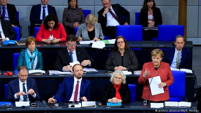 Wenn in Angela Merkel die Physikerin erwacht