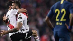 River Plate gewinnt Copa Libertadores mit 3:1