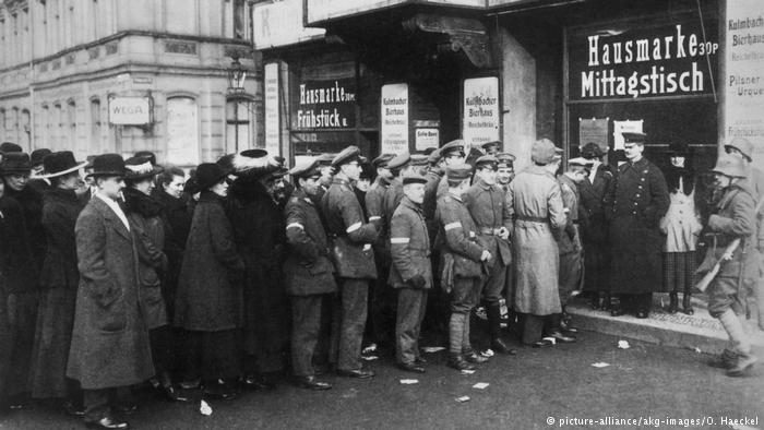 Weimar 1919: Geburtsstunde der ersten deutschen Demokratie