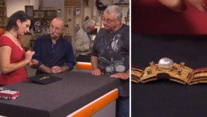 Bares für Rares – dieses Goldarmband bringt drei Mal so viel wie gedacht