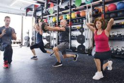 Fitness für Rentner: So finden Sie das passende Studio