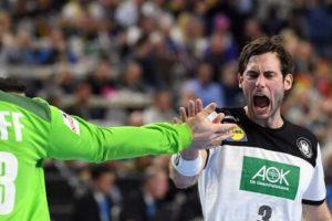 Deutsches Team gewinnt souverän gegen Island