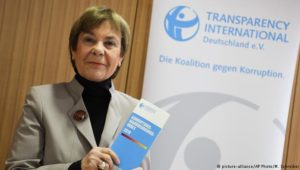 Korruption nimmt weltweit zu – auch in Deutschland