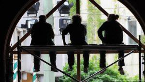 Deutsche Wirtschaft: Knapp vor der Rezession