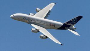 AUS für das größtePassagierflugzeug der Welt