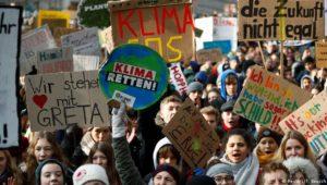 Klimawandel und Kollaps der Weltordnung