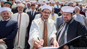 Wer bezahlt, bestimmt – auch bei Imamen?