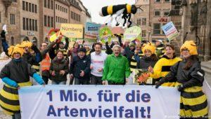 Bayerisches Volksbegehren zum Artenschutz erfolgreich