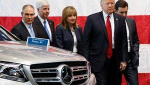 Zittern vor Trumps Zoll-Hammer