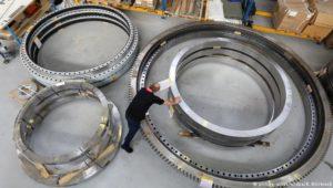 Deutsche Maschinenbauer steigern ihre Exporte