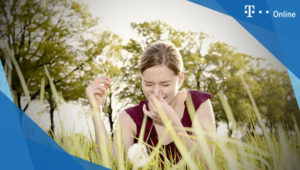 Die Birkenpollen fliegen: Was Allergiker jetzt tun können